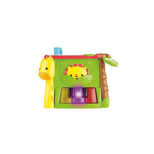 Большой музыкальный игровой куб Fisher-price от Mattel