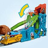 Игровой набор Thomas and Friends Моторизованные паровозики Обвал в пещере