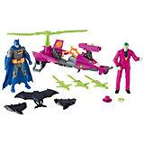 Набор Batman Бэтмен против Джокера