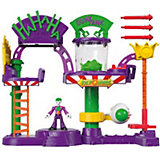 Игровой набор Imaginext Веселый дом Джокера