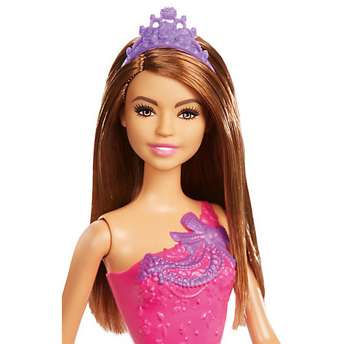 Кукла Barbie шатенка от Mattel