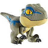 Фигурка Jurassic World Цепляющийся мини-динозаврик Велоцираптор Блю