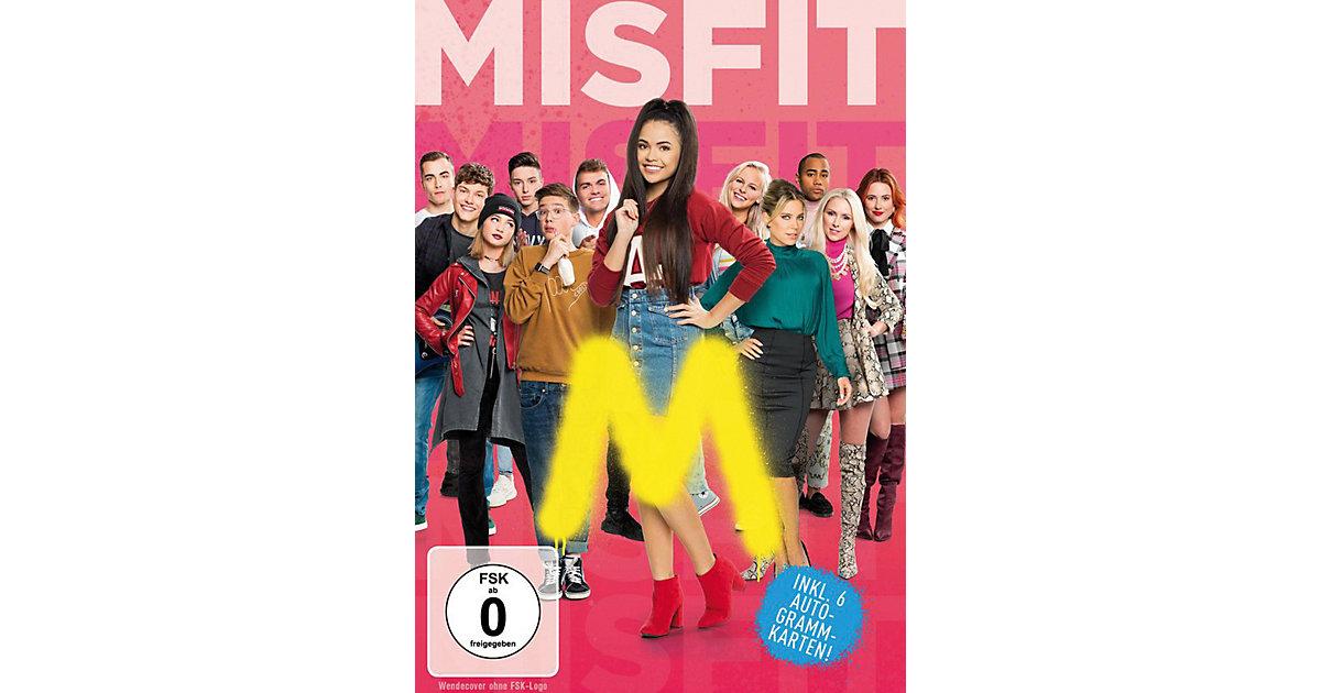 DVD Misfit Hörbuch