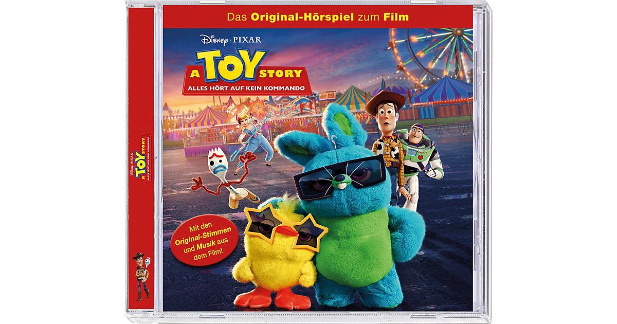 CD A Toy Story - Alles hört auf kein Kommando Hörbuch
