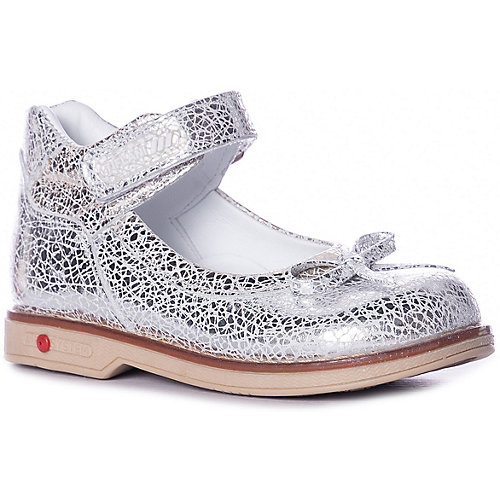Туфли Tiflani - серебряный