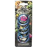 Жетоны CATCHUP TOYS Spider Spin. Collective Tokens, blue