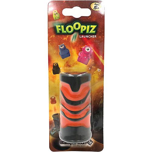 Дополнительный  набор CATCHUP TOYS Floopiz Launcher, orange от Catchup Toys