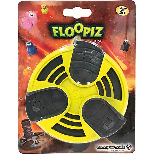 Дополнительный набор CATCHUP TOYS Floopiz Disc, yellow от Catchup Toys