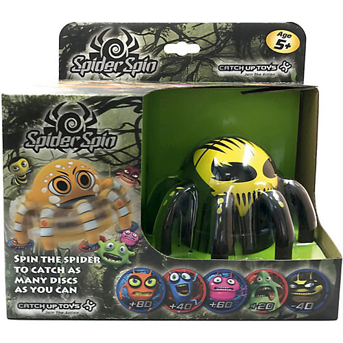 Игра CATCHUP TOYS Spider Spin Evil от Catchup Toys
