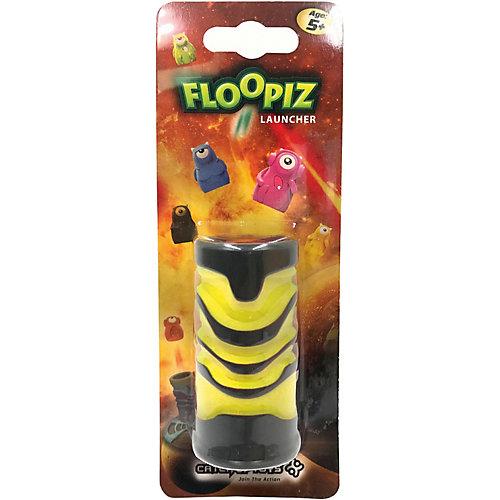 Дополнительный набор CATCHUP TOYS Floopiz Launcher, yellow от Catchup Toys