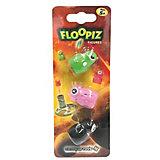 Дополнительный набор CATCHUP TOYS Floopiz Figures, black, pink, green