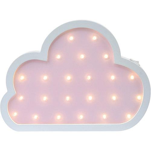 Светильник настенный Ночной лучик «Облачко», розовый от Ночной Лучик