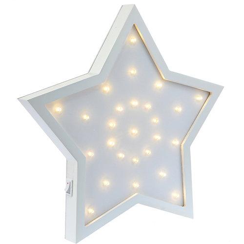 Светильник настенный Ночной лучик «Звездочка», белый от Ночной Лучик