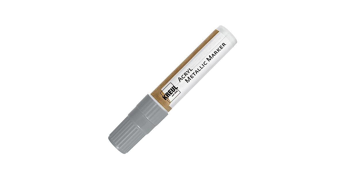 Acryl Marker Silber 15 mm XXL