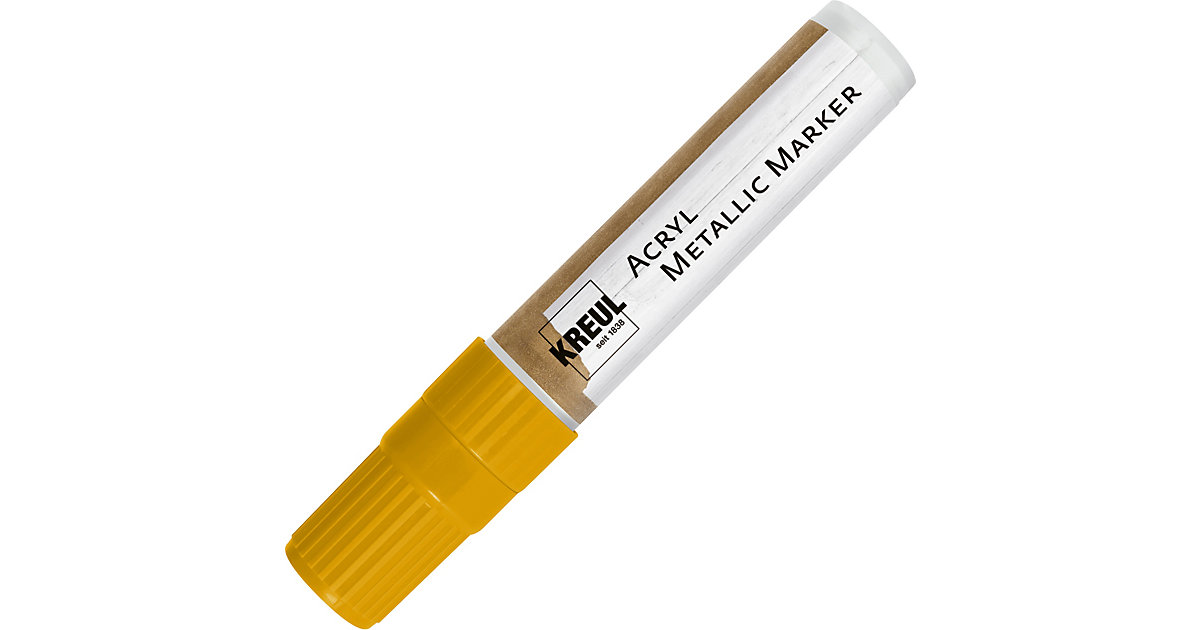 Acryl Marker Gold 15 mm XXL