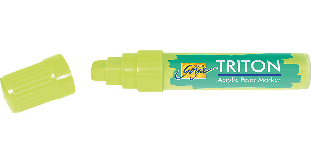 Triton Paint Marker Lichtgrün 15 mm