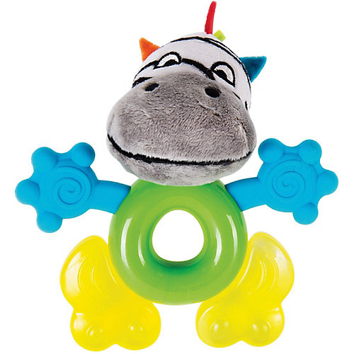 """Прорезыватель-погремушка Happy Snail """"Фру-Фру"""" от Happy Snail"""