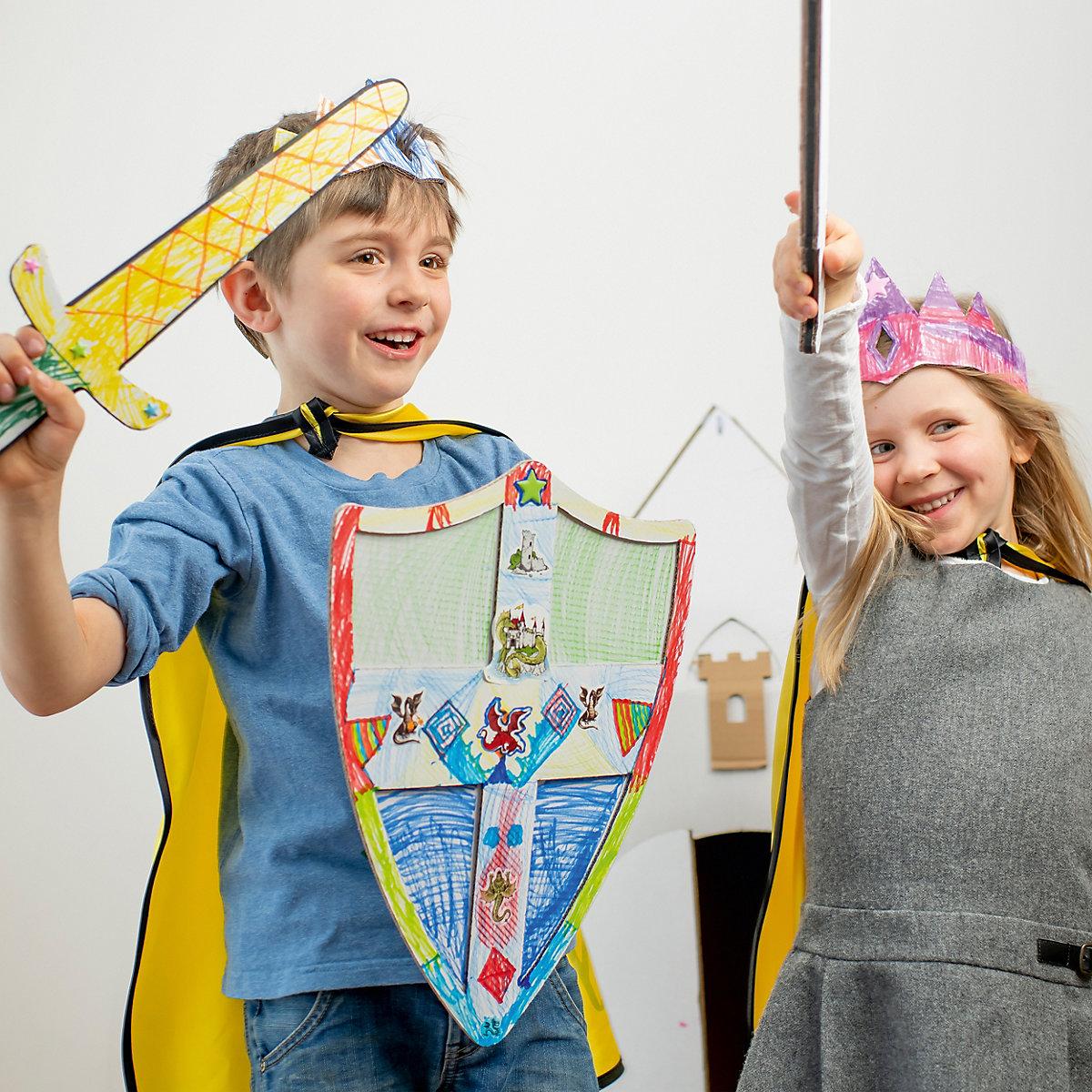 ritter box für 7 kinder mydinobox  mytoys