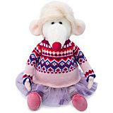 Мягкая игрушка Budi Basa Крыса Миссис Крыся, 26 см