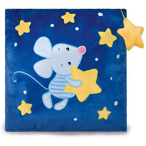 Декоративная подушка Budi Basa Крыса Люка со звёздочкой, 30 см от Budi Basa