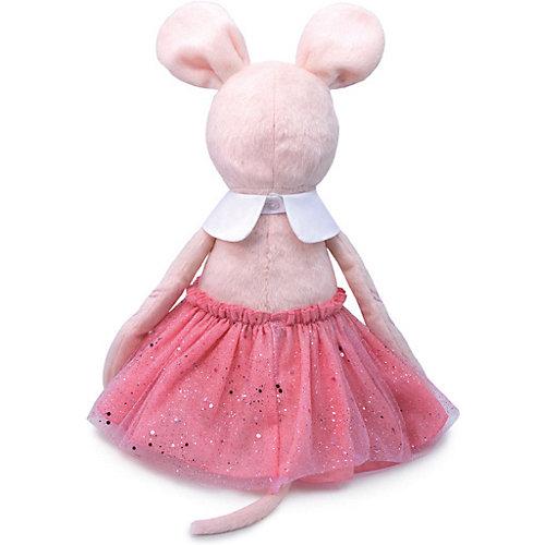 Мягкая игрушка Budi Basa Крыса Балерина в розовом Лола, 26 см от Budi Basa