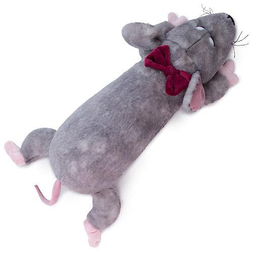 Мягкая игрушка-подушка Budi Basa Крыса Себастьян, 50 см от Budi Basa
