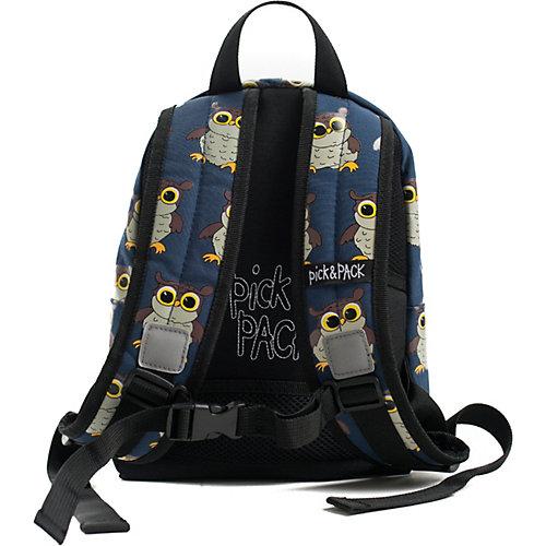 Рюкзак Pick&Pack, синий - джинсовый от Pick&Pack