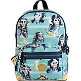 Рюкзак Pick&Pack, голубой 26х36х16 см