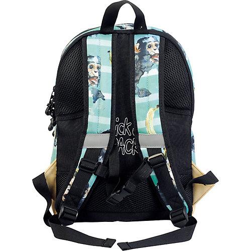Рюкзак Pick&Pack, голубой 26х36х16 см - голубой от Pick&Pack