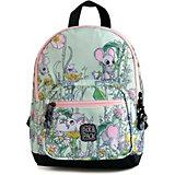 Рюкзак Pick&Pack, светло-зелёный 22х30х13 см