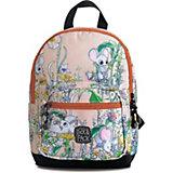 Рюкзак Pick&Pack, светло-оранжевый 22х30х13 см