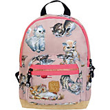 Рюкзак Pick&Pack, светло-розовый 22х30х13 см