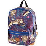 Рюкзак Pick&Pack, фиолетовый 26х36х16 см