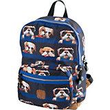 Рюкзак Pick&Pack, синий 26х36х16 см