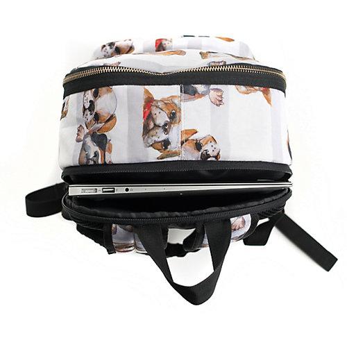 Рюкзак Pick&Pack, белый - бежевый от Pick&Pack