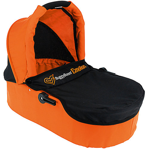 Коляска-трансформер для кукол Buggy Boom Amidea, оранжевая от Buggy Boom