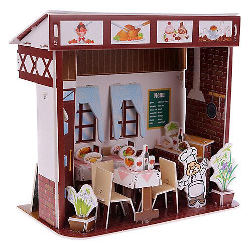 3D пазл Zilipoo Западный ресторан от Zilipoo