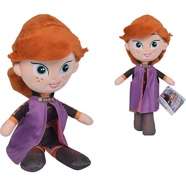 Disney Frozen 2 Friends Anna 25 cm