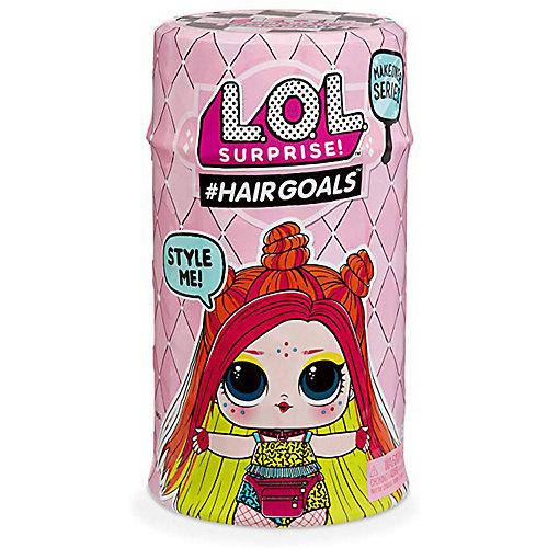 """Мини-кукла сюрприз LOL """"Кукла с волосами"""", 2 серия от MGA"""