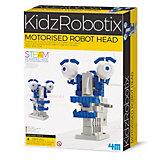Набор для робототехники 4M KidxRobotix Головобот