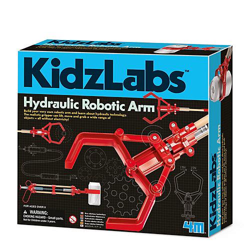 Набор для робототехники 4M Kidz Labs Гидравлическая рука от 4M