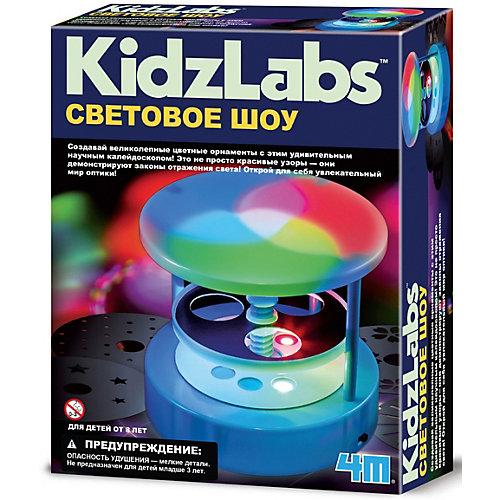 Набор для конструирования 4M KidzLabs Световое шоу от 4M