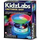 Набор для конструирования 4M KidzLabs Световое шоу