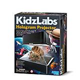 Набор для конструирования 4M KidzLabs Проектор голограмм