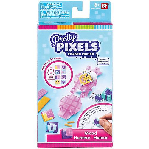 """Набор для создания ластиков Pretty Pixels Eraser Maker """"Лучшие друзья"""" от BANDAI"""