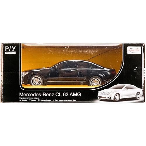 Машина радиоуправляемая Rastar Mercedes CL63 AMG, со светом от Rastar