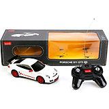 Машина радиоуправляемая Rastar Porsche GT3 RS, световые эффекты