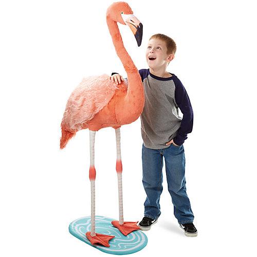 "Мягкая игрушка Melissa&Doug ""Фламинго"" от Melissa & Doug"