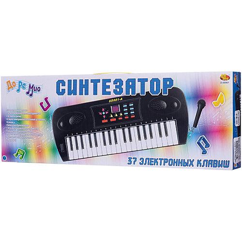 Электросинтезатор Abtoys, с дисплеем, 37 клавиш от ABtoys