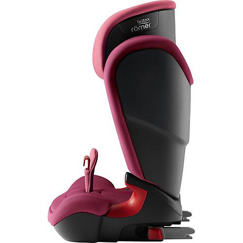 Детское автокресло KIDFIX2 R Wine Rose Trendline - розовый от Britax Römer